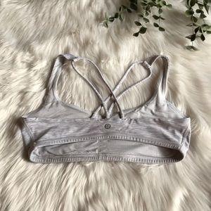 Lululemon free to be bra. Size 8